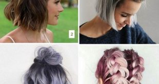 16 Pinterest Kurzhaarfrisuren
