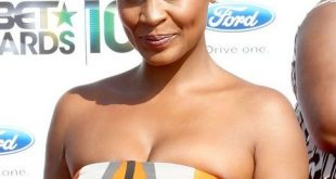 Nia Long Tousled Side Parted Pixie Schnitt - African American Frisuren 2014