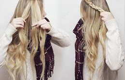 cool Pull Braid Hair Tutorial (Kassinka) von www.dana-haircuts ...