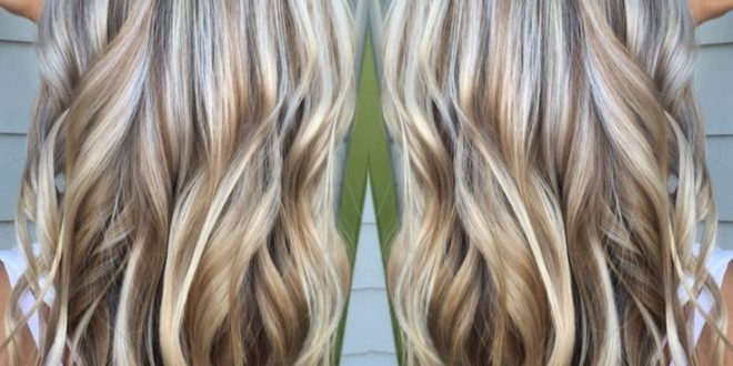 Hair Color Trends 2017/2018 - Highlights Highlights und Lowlights ...