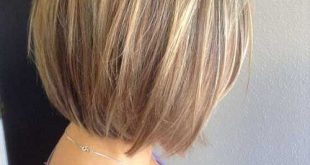 Karamellhaar mit Highlights und Lowlights | Highlights und Lowlights kurzes Haar ...