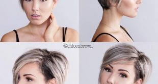 54 Ultimative kurze Frisuren für lange Gesichter # Gesichter # Frisuren # Shorts