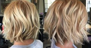 30 + adorable blonde kurze Frisuren Ideen für Frauen 2019