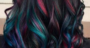 Bunte Locs für Upgrade-Frisuren picture1